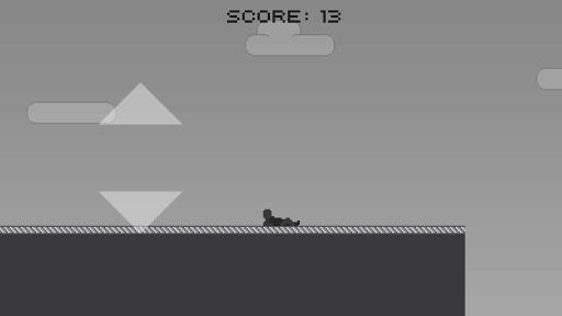 endless runner 2d screenshot 2