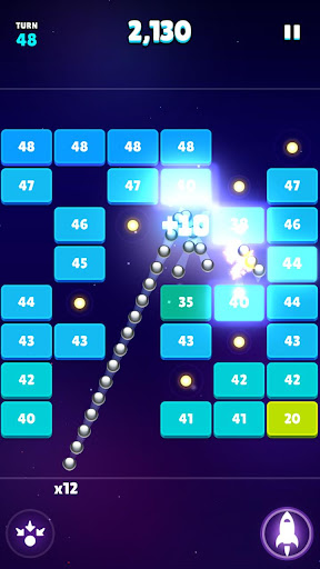 Brick Breaker Shooter - Free Ball Smash Brick Game screenshots 1