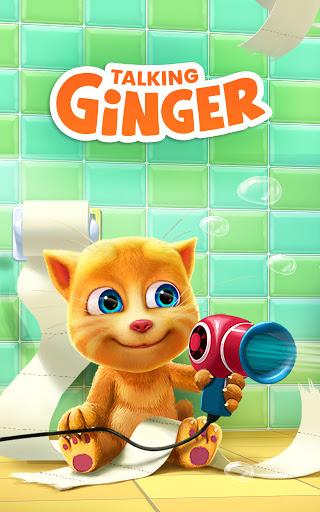 Talking Ginger 2.8.0.25 screenshots 18