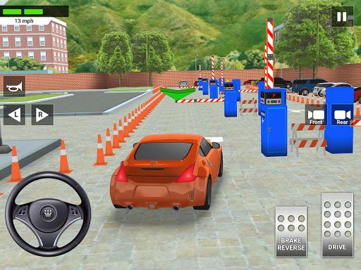 City Car Driving & Parking School Test Simulator 3.2 screenshots 12