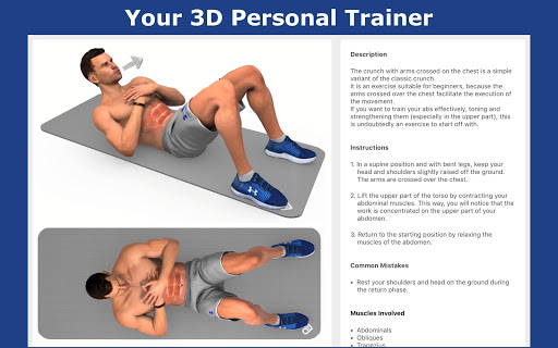 Abs Workout - Daily Fitness 4.7.9 Screenshots 9
