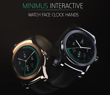 Minimus Watch Face & Clock Live Wallpaper 3.1 Mod APK Download 3