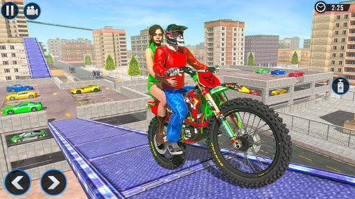 Extreme Rooftop Bike Rider Sim : Bike Games 2.9 screenshots 1