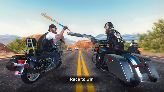 Outlaw Riders: War of Bikers APK v0.3.4 3