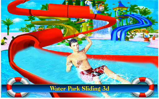 Water Slide Games Simulator 1.1.19 screenshots 7