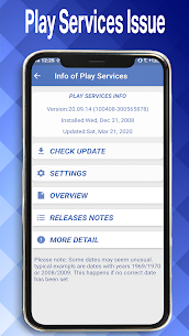 Play Services Update Info 2021    Play Store Info 4