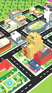 Idle City Builder 3D: Tycoon Game 1.0.1 APK + Мод (Unlimited money) за Android