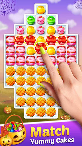 Cake Smash Mania - Swap and Match 3 Puzzle Game 2.2.5029 screenshots 4