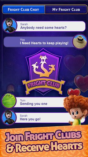 Hotel Transylvania Puzzle Blast - Matching Games android2mod screenshots 9