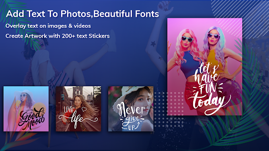 Text on photo photo For Pc (Windows 7, 8, 10 And Mac) Free Download 2