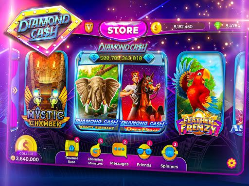 Diamond Cash Slots Casino: Las Vegas Slot Games  screenshots 12