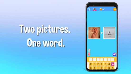 Pictoword Family: Fun Offline Word & Brain Games