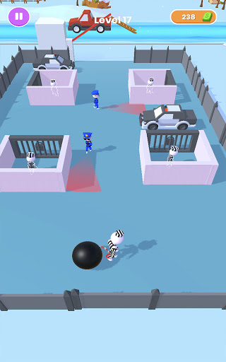 Prison Wreck - Free Escape and Destruction Game android2mod screenshots 10