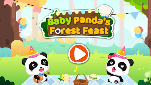 Baby Panda's Forest Feast - Party Fun  screenshots 12