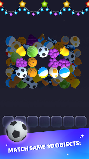 Match Fun 3D -  Triple Connect & Free Puzzle Game 1.7.2 screenshots 3