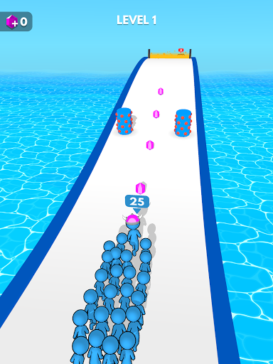 Crowd Battle 3D  screenshots 11