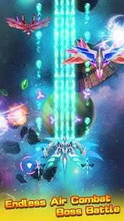 Galaxy Shooter-Space War Shooting Games screenshots 1