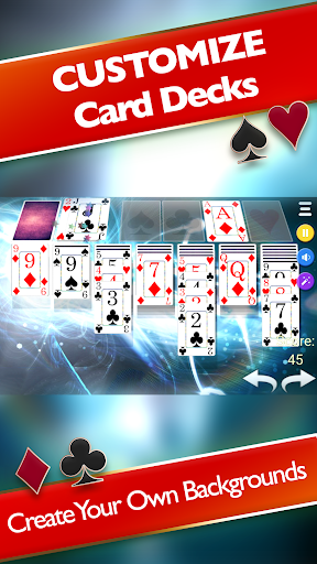 Solitaire 3D - Solitaire Game 3.6.6 screenshots 18