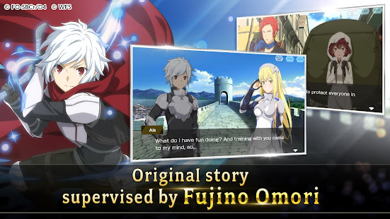 How to hack DanMachi - MEMORIA FREESE for android free