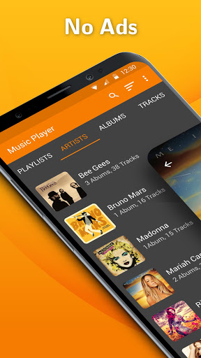 Simple Music Player: Play Music Files Easily 5.5.1 Screenshots 1