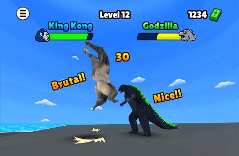 Godzilla vs Kong: Epic Kaiju Brawl 1.0.2 screenshots 1