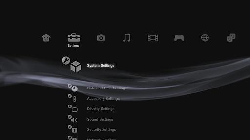PS3 Simulator 1.1 screenshots 4