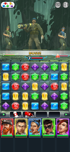 Puzzle Heist: Epic Action RPG 1.2.7 screenshots 7