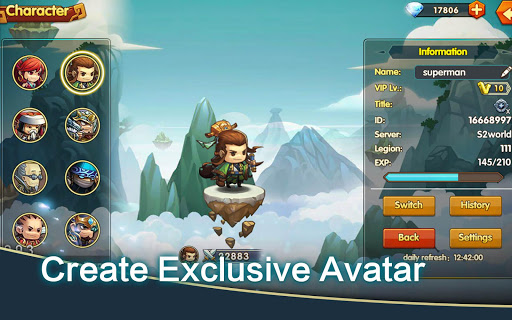 Three Kingdoms: Romance of Heroes 1.5.0 screenshots 15