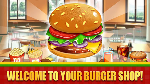 Fast Food  Cooking and Restaurant Game android2mod screenshots 1