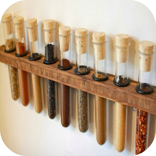 DIY Spice Rack Ideas For PC Windows (7, 8, 10 and 10x) & Mac Computer