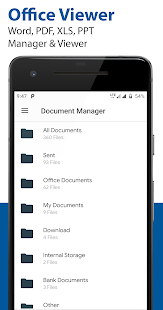 Document Manager Screenshot