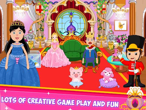 mini town: princess land screenshot 3