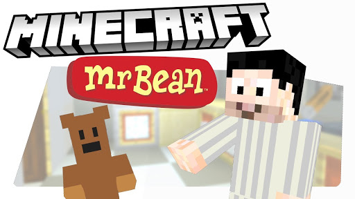 Mod Mr Bean for Minecraft PE Addon 1.0.0 Screenshots 1