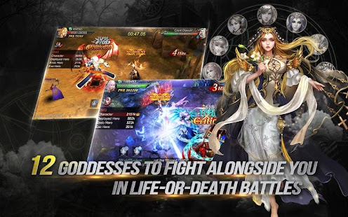 Goddess: Primal Chaos - SEA  Free 3D Action MMORPG Screenshot
