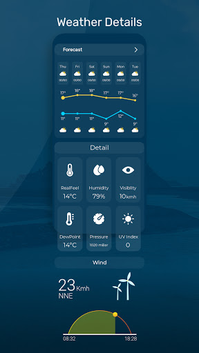 Weather Forecast - Accurate and Radar Maps  Screenshots 3