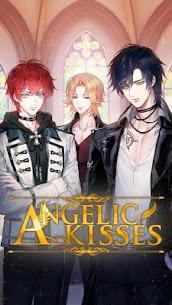 Angelic Kisses Mod Apk: Romance Otome Game (Premium Choices) 5