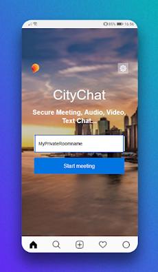 City Chatのおすすめ画像1
