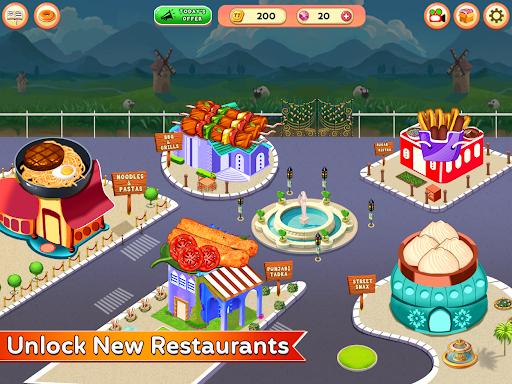 Cooking Corner - Chef Food Fever Cooking Games 2.1 screenshots 10