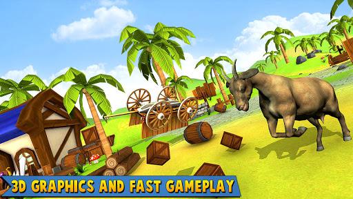 Angry Goat Revenge: Crazy Goat Madness 2020 1.6 screenshots 1