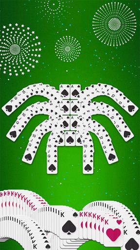 Spider Solitaire  screenshots 5