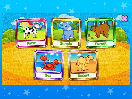 Coloring & Learn Animals - Kids Games 1.18 screenshots 15