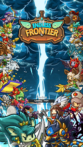 Endless Frontier MOD (Unlimited Money) 1