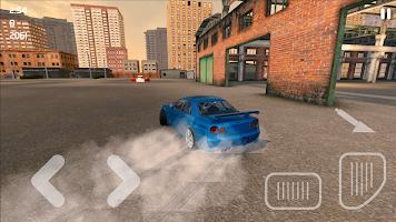 Drift Fanatics Sports Car Drifting