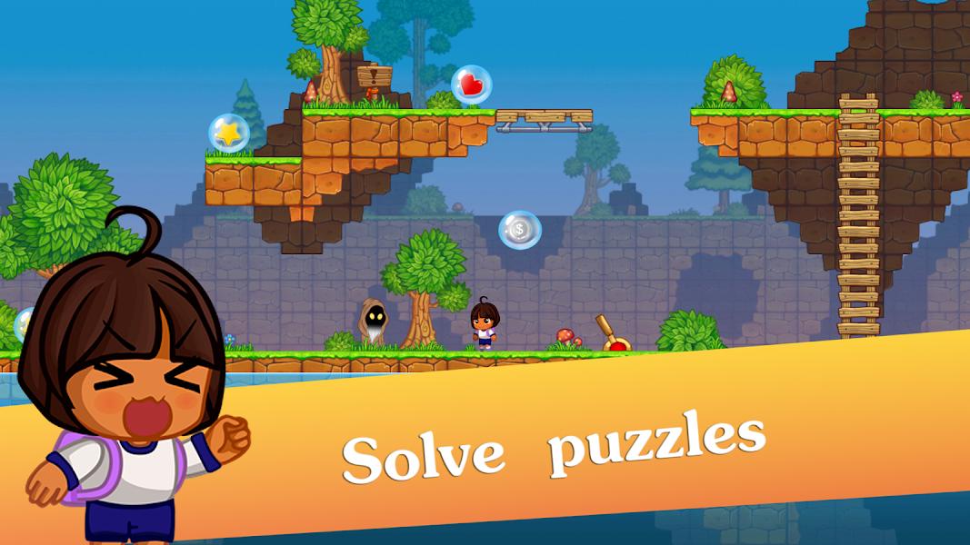 Sleepy Adventure - Hard Level Again (Logic games)
