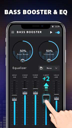 Bass Booster & Equalizer  Screenshots 1