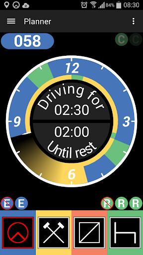 TachoGuard Driver's Tachograph  screenshots 2