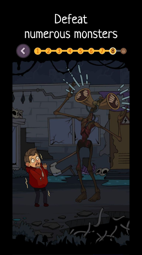 Nightmares of The Chaosville screenshot 2