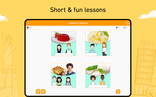 Learn Languages for Free - FunEasyLearn 2.6.6 Screenshots 10