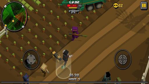 Pixel Zombie Frontier 1.2.0 screenshots 3