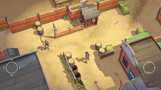 Space Marshals screenshots 14